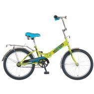"""Велосипед Novatrack 20"""" FS20 зелен. (скл.) (20FFS201.GN8-1)"""
