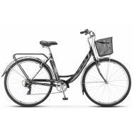 "Велосипед Stels Н395 28"" с корз. низкая рама (7ск.)"