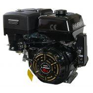 Двигатель Lifan 15 л.с. 190FD, эл.старт. с кат. освещ. 12В 7А 84Вт (зам.заж., бл. упр) (вал 25мм) МБ