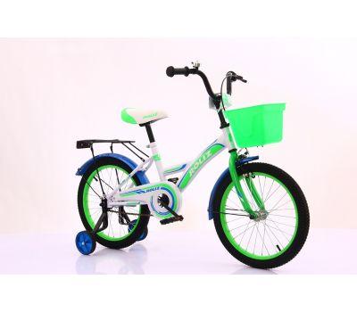 Велосипед ROLIZ 18-302 син.