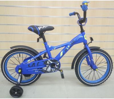 "Велосипед PULSE P1404-1 14"" син."