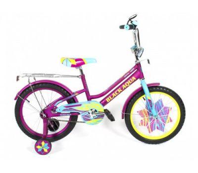 "Велосипед Конек-горбунок Black Aqua Lady 20"" KG2015"