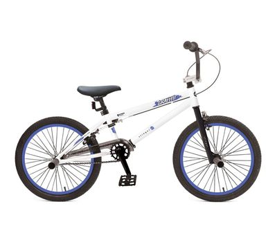 "Stinger 20"" BMX GRAFFITTI белый"