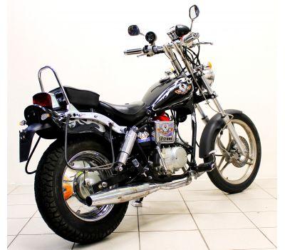 Скутер RAPTOR (SPORT) 150cc черн.