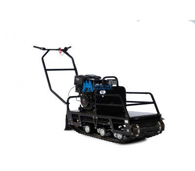 Снегоход-буксировщик Бурлак-М2 LRK 15л.с. (реверс, эл. запуск)