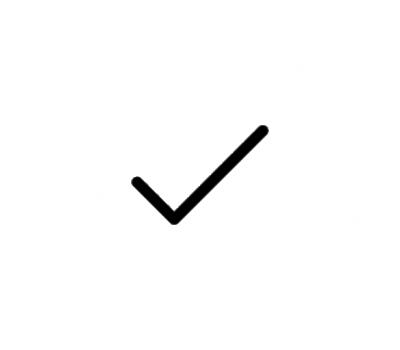 Стекло поворота (кругл.-белое) Иж ПС (А46)